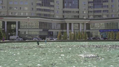 Center of new Astana Image