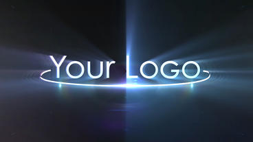 Digital Stroke Logo – After Effects Template After Effects Template