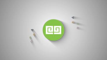 Company Logo Premiere Proテンプレート