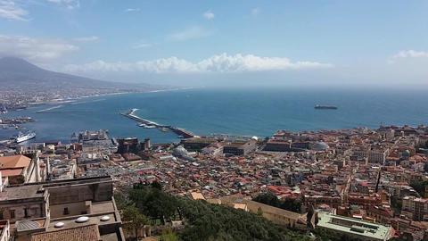 View of Naples (ITALY) Archivo