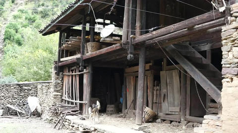 Country house in yunnan china Live Action