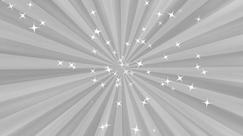 concentration line background silver Animation
