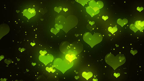 Hearts Background 5 Loopable Background Animation