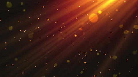 Morning Light Rays 4 Loopable Background Animation