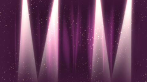 Movie Show 3 Loopable Background Animation