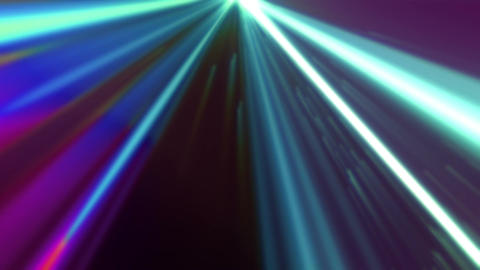 Party Laser Lights 6 Loopable Background Animation