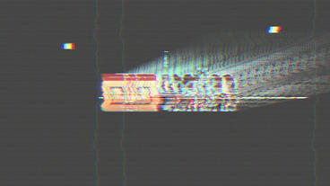 Glitch Logo (4k) Apple Motionテンプレート