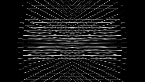 The Entering Silver Line Full HD VJ Loop Animation