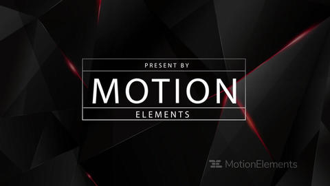 Minimal Title 2020 After Effects Template