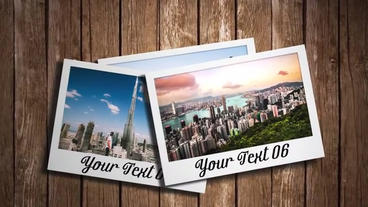 Sweet Memories Slideshow After Effects Template