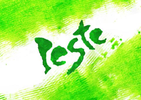 Pestilence - Watercolor フォト