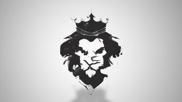 Liquid Logo Plantilla de After Effects