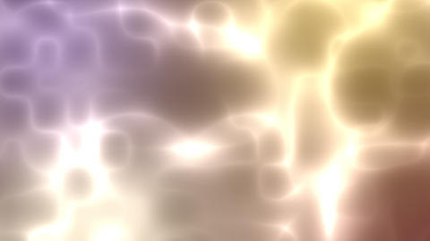 Dreamy electric light background Animation