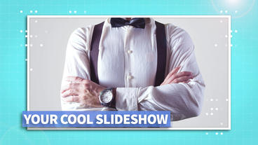 Cool Slideshow - Promo After Effects Template