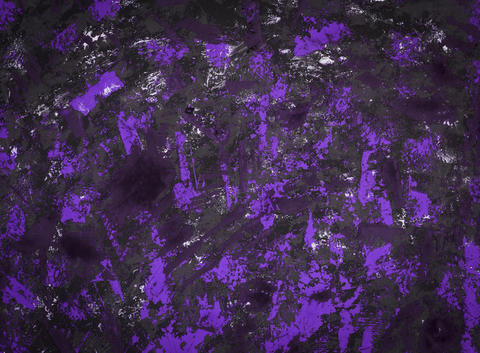purple background with dark patches of cement フォト