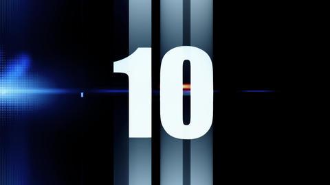 Countdown Contest Animation Animation