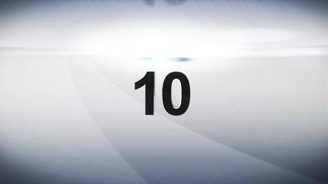 Sports Countdown Animation Animation