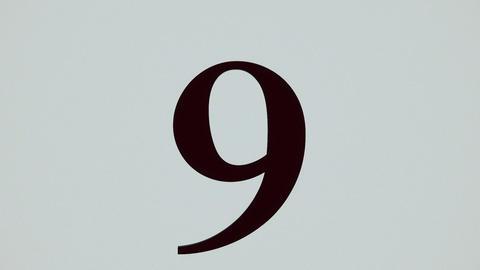 Countdown Intro Animation Animation