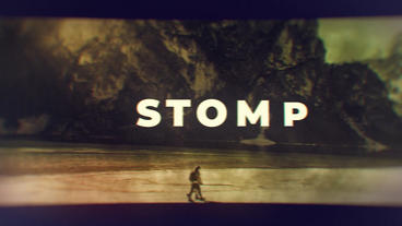 Stomp Opener Plantilla de After Effects
