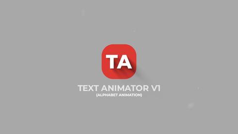 Text Animator Premier Pro Premiere Pro Template