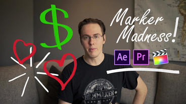 Marker Madness Pack Plantilla de After Effects