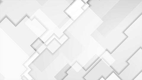 Grey abstract geometry background motion design Animation
