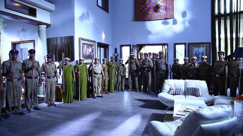 Police Training center Footage