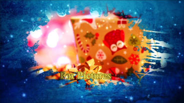 Christmas Photo Opener ME After Effects Template