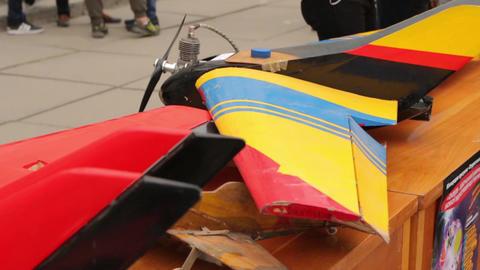 Unmanned DIY Aerial Vehicle GIF