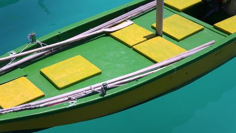 Fishing boat. Indian Ocean video Archivo