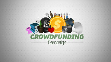 Crowdfunding Campaign After Effects Template
