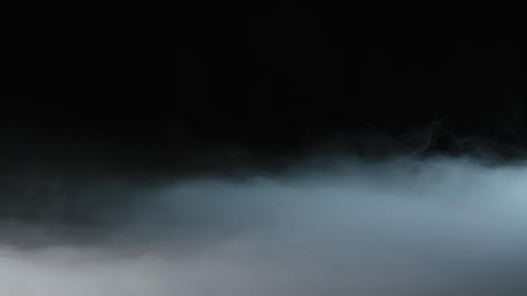 Realistic Dry Ice Smoke Clouds Fog Overlay Live Action