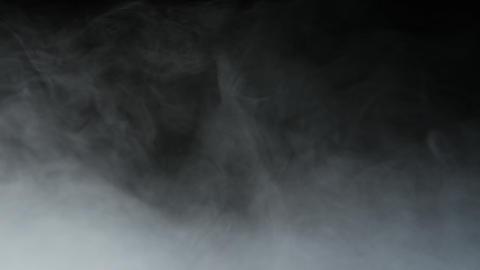 Realistic Dry Ice Smoke Clouds Fog Overlay Image