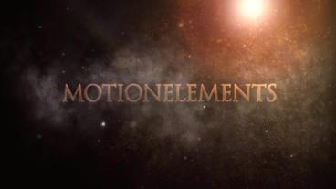Legends Trailer After Effectsテンプレート