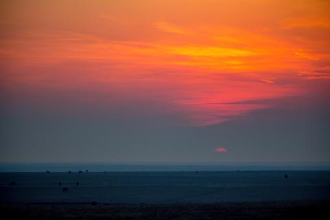 Oklahoma sunset-23 フォト