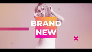 Fashion Promo 프리미어 프로 템플릿