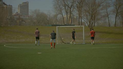 Street Soccer 0