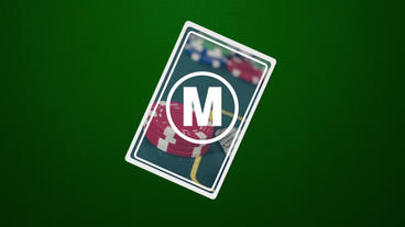 Playing Cards Logo After Effects Template