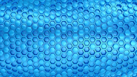 Background of Hexagons Image