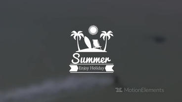 SummerTitles Premiere Pro Template