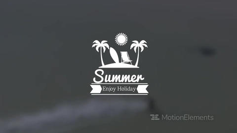 SummerTitles Premiere Pro Template