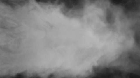 Smoke Background Loop 1 - Gray Animation