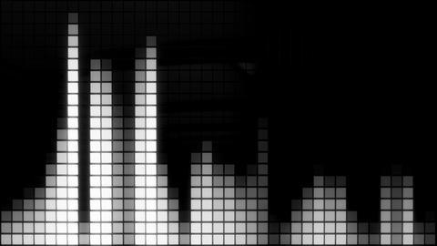 Neon Tiles Wall Light 4K - Equalizer Pack 2