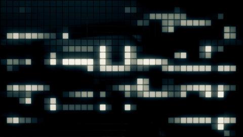 Neon Tiles Wall Light 4K - Random Patern Pack 0