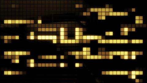 Neon Tiles Wall Light 4K - Random Patern Pack 1