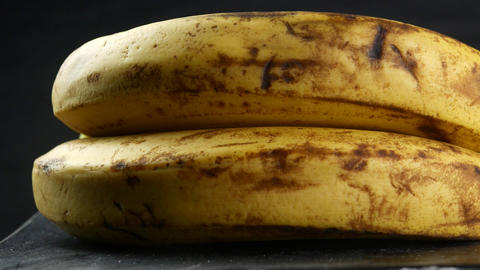 Banana skin extreme close up stock footage. Banana skin... Stock Video Footage