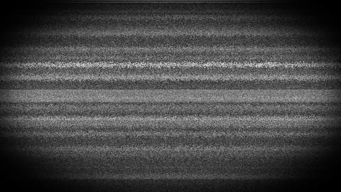 Bad signal tv snow Animation
