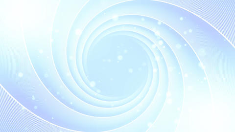 Abstract spiral light romantic background Stock Video Footage