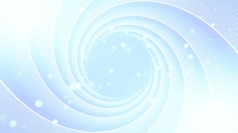 Abstract spiral light romantic background Animación