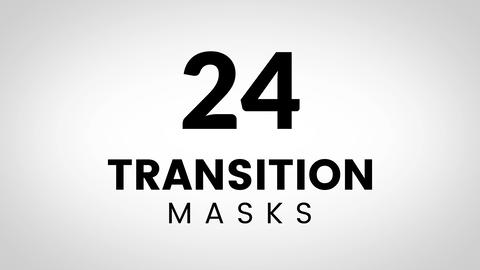24 Transition masks templates Animation